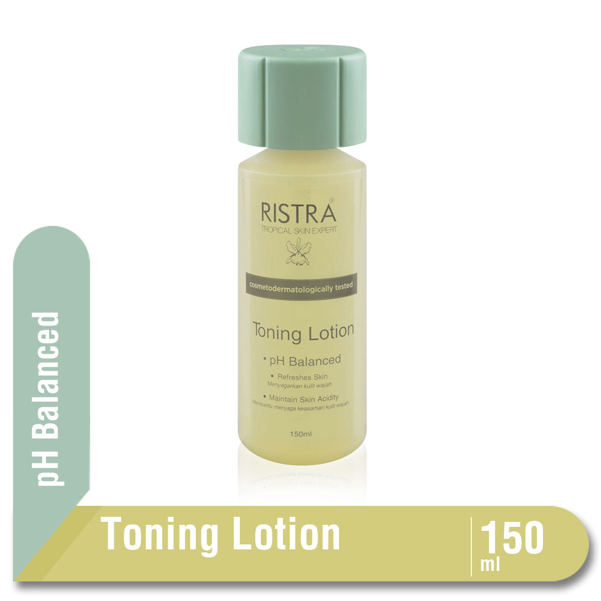 Ristra Toning Lotion Botol 150ml