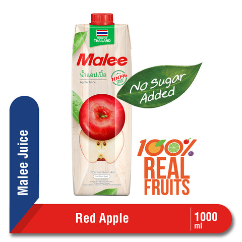Malee Juice Red Apple 1000ml