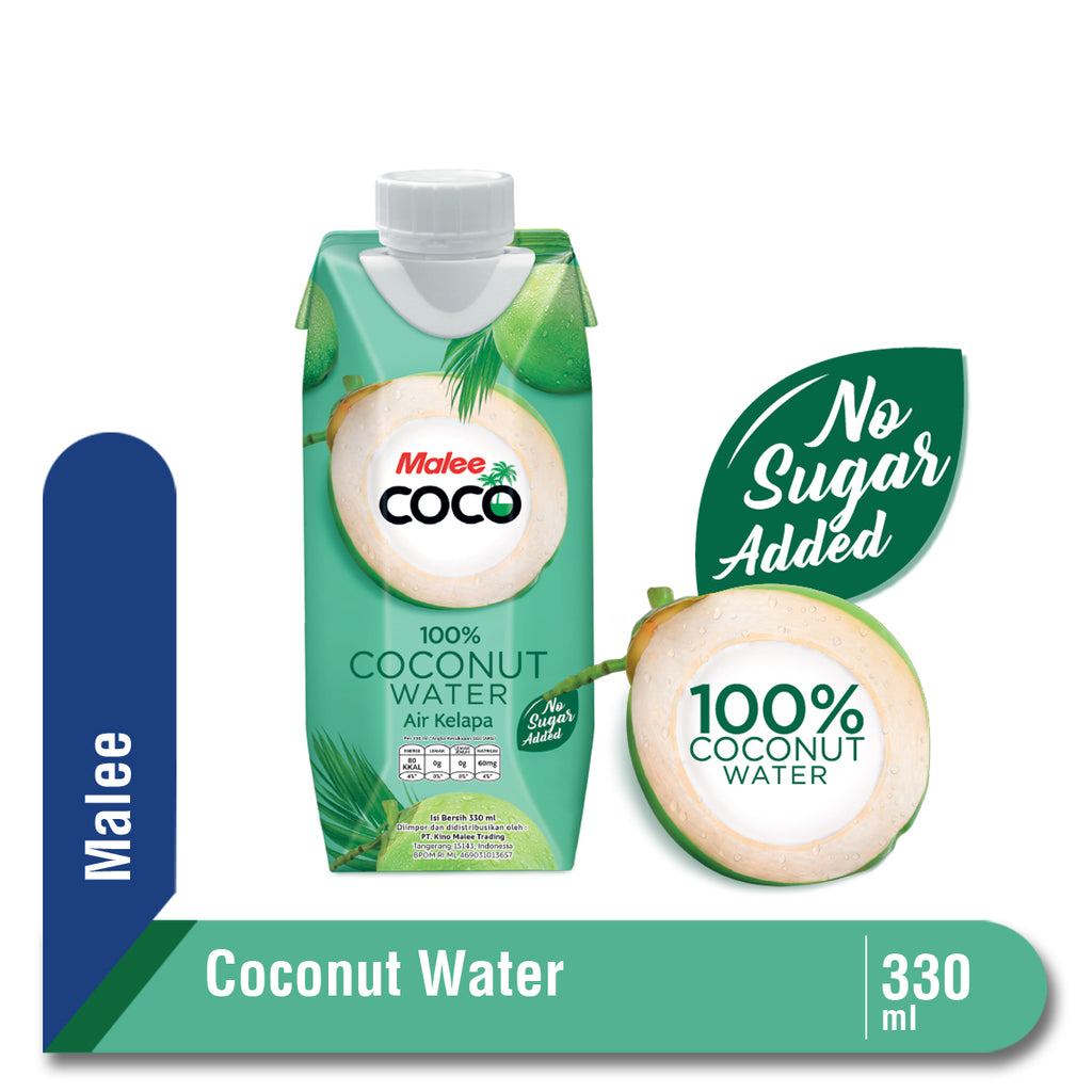 Malee Coconut Water 330 ml