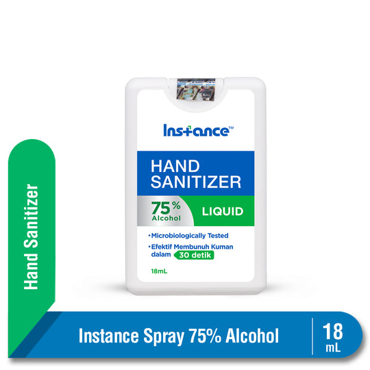 Instance Hand Sanitizer Spray 18 mL