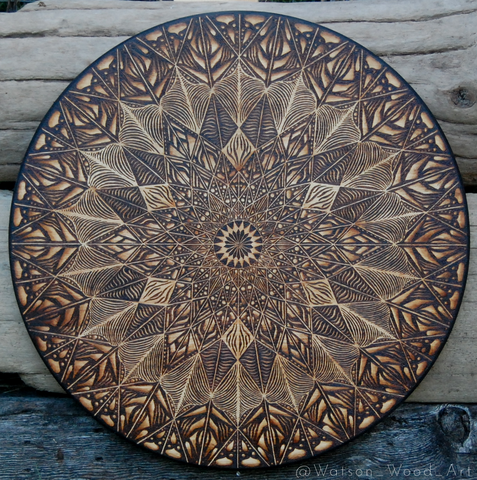 Expansion Woodburning