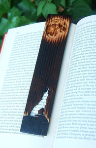 Howling Wolf Bookmark