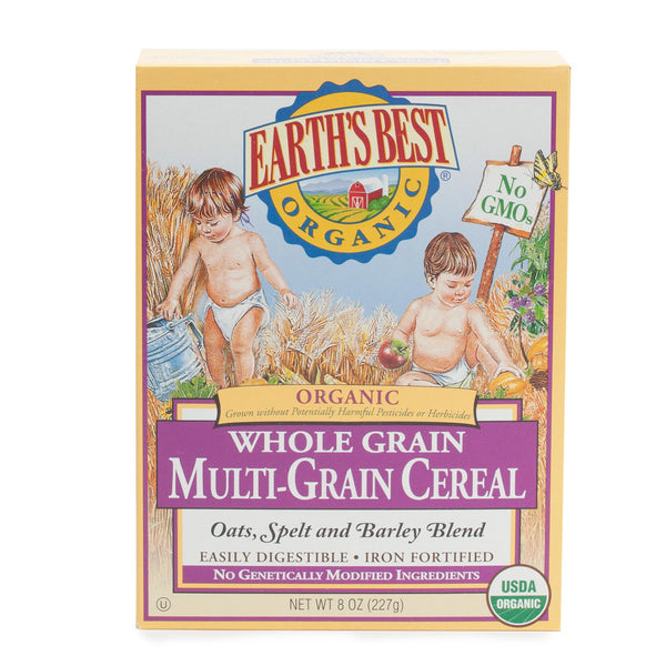 Cereal Multigrano De Granos Enteros 227 G