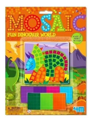 Mosaic Fun Dinosaur World