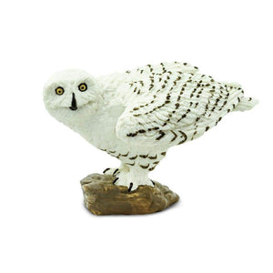 Wings of the World Snowy Owl