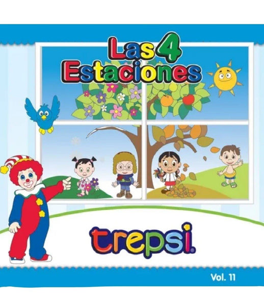 CD Las 4 Estaciones