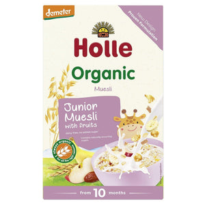 Muesli Junior Multigrano con Fruta