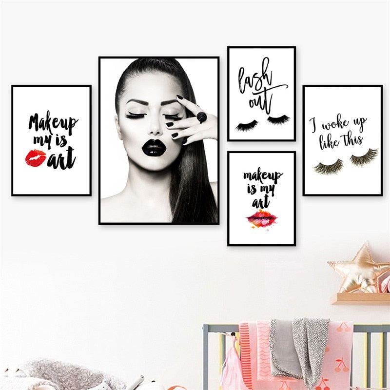 Beauty Wall Art Prints