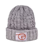 PCNY Knitted Beanie | Gray
