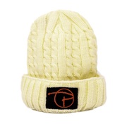 PCNY Knitted Beanie | Beige