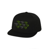 PCNY P Pattern Snap Back Hat