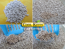 Load image into Gallery viewer, Larvender Scented Clumping Cat Litter 10L (Pellet Shaped) - cool-kitty-cat-litter