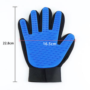 Grooming Glove - cool-kitty-cat-litter