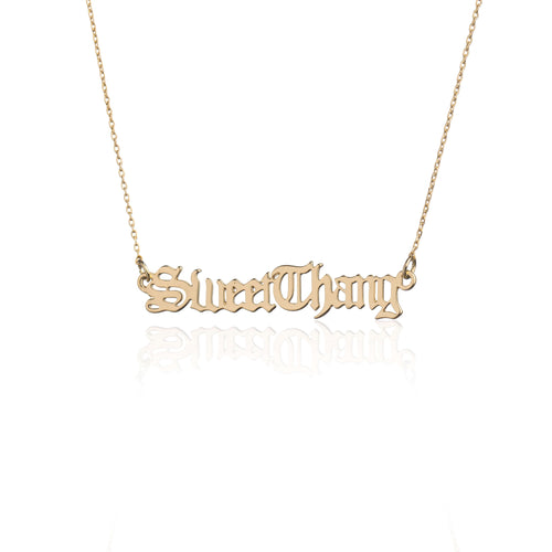 Sweet Thang Necklace