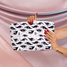 Load image into Gallery viewer, Wing Queen Eyes Jumbo Cosmetic Bag
