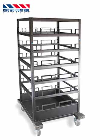 Barrier Storage Trolley