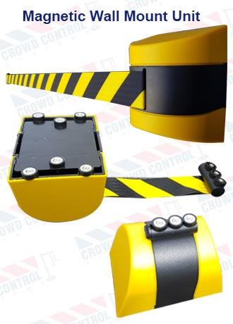 Magnetic 10M Wall Mounted Barrier Safety Belt