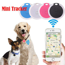 Load image into Gallery viewer, Kuulee Mini Pet Dog Cat Waterproof GPS Locator Tracker Tracking Anti-Lost Device