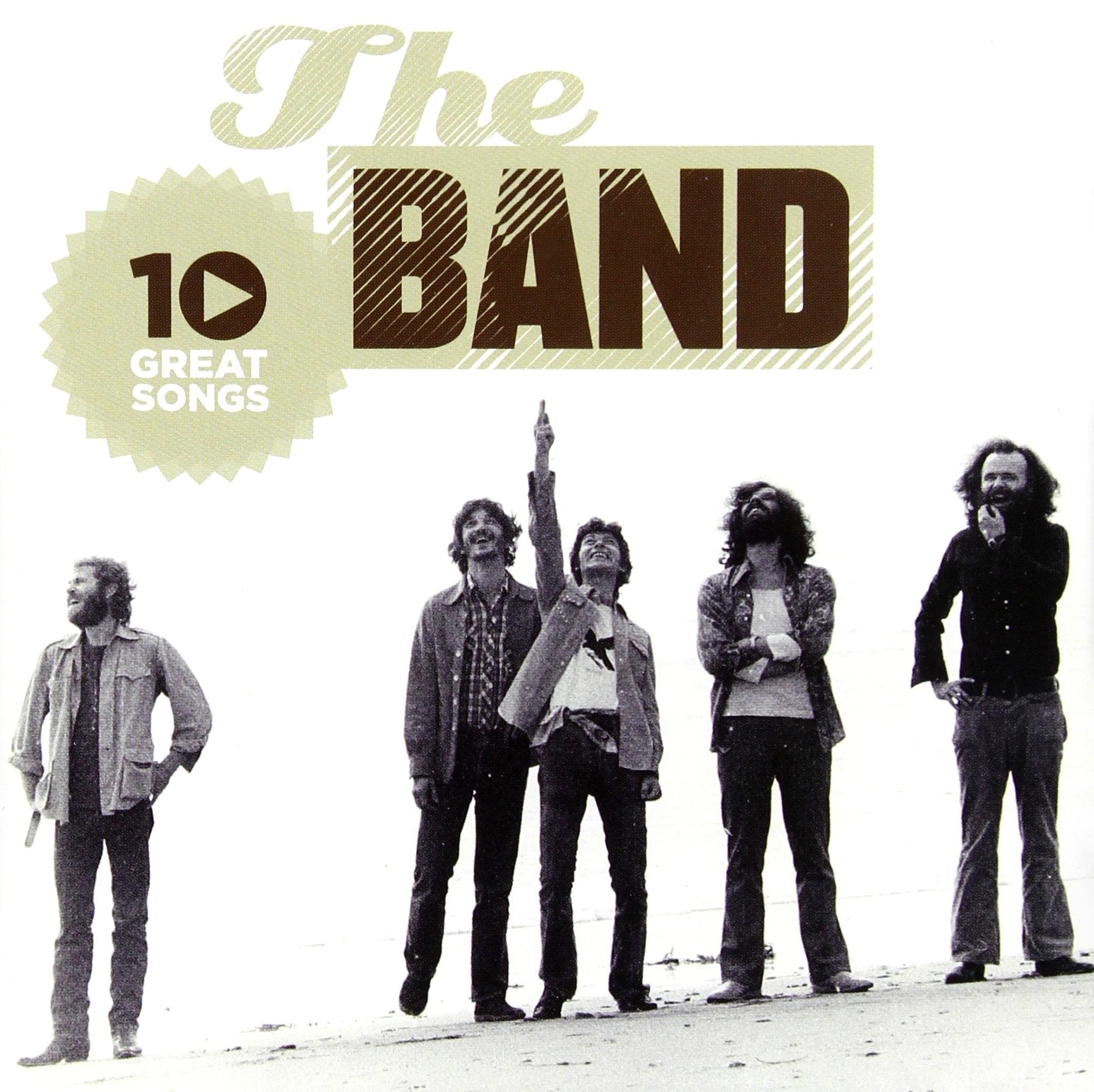 10 Great Songs [Audio CD] Band, The