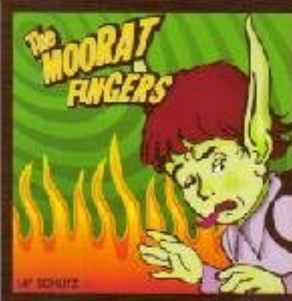 "10"" Schlitz [Audio CD] Moorat Fingers"
