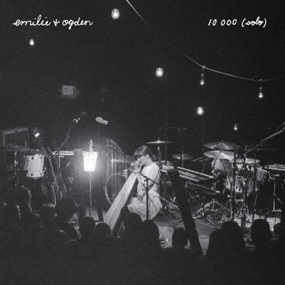 10,000 Solo [Audio CD] EMILIE AND OGDEN