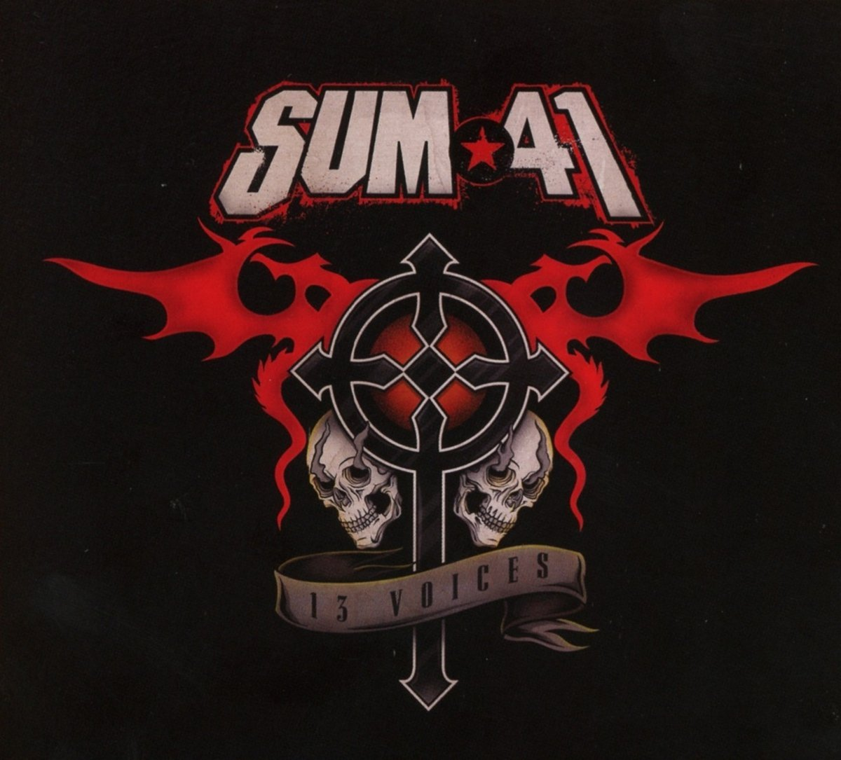 13 Voices [Audio CD] Sum 41
