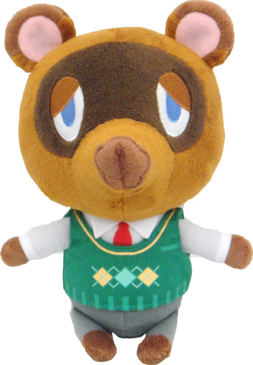 "Little Buddy Animal Crossing Tom Nook 7"" Plush"