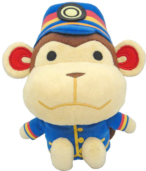 "Little Buddy Animal Crossing Porter 7"" Plush"