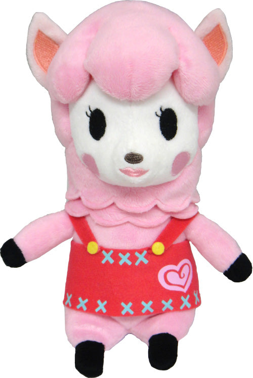 "Little Buddy Animal Crossing Reese 8"" Plush"