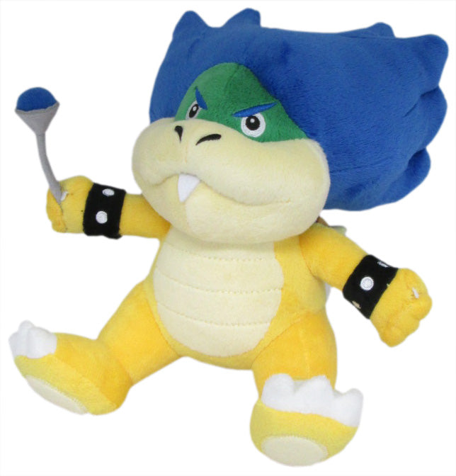 Little Buddy Ludwig Von Koopa Plush 7""