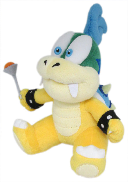 Little Buddy Larry Koopa Plush 7""
