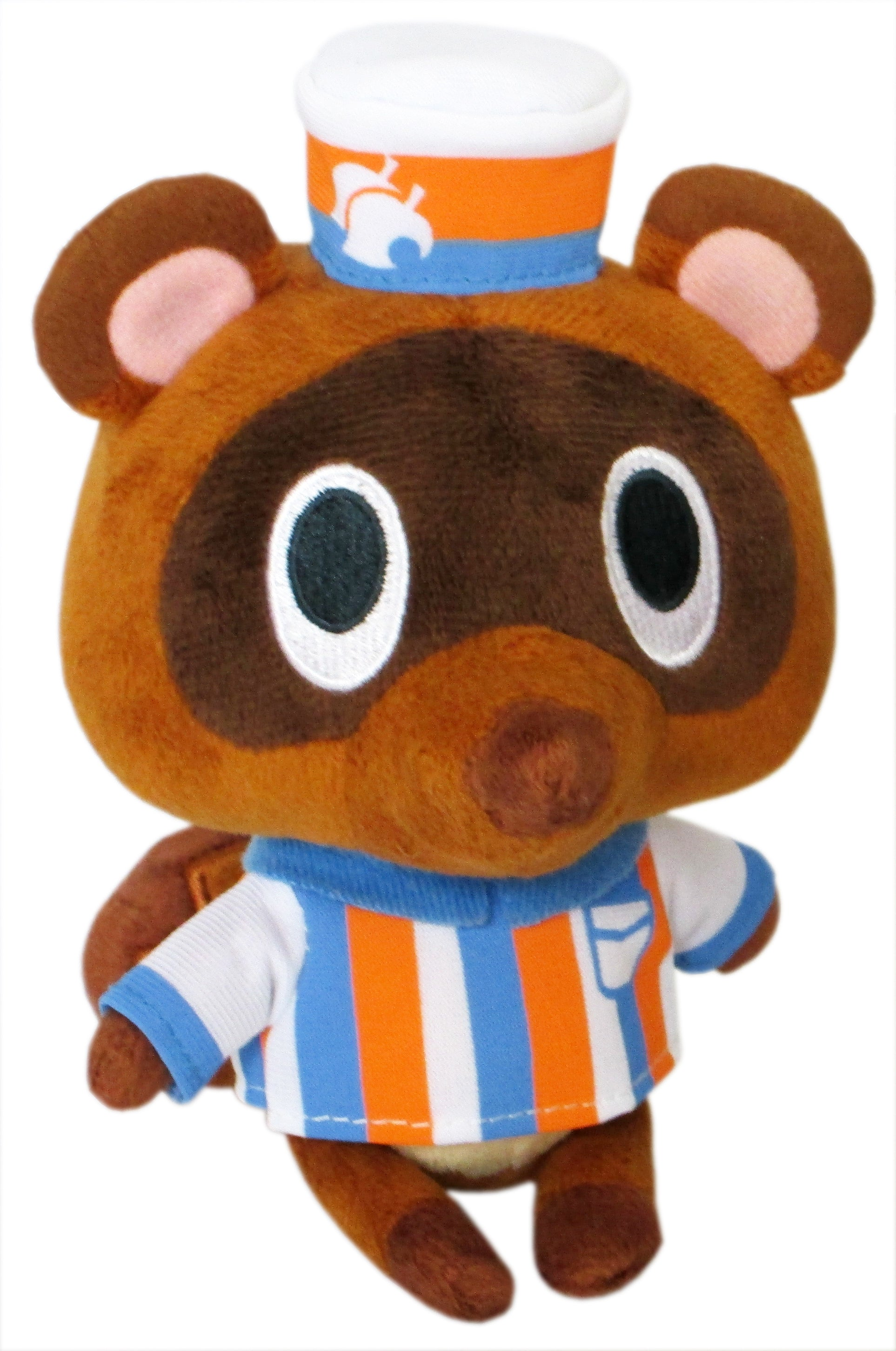 "Little Buddy Animal Crossing Timmy Store Clerk 5"" Plush"