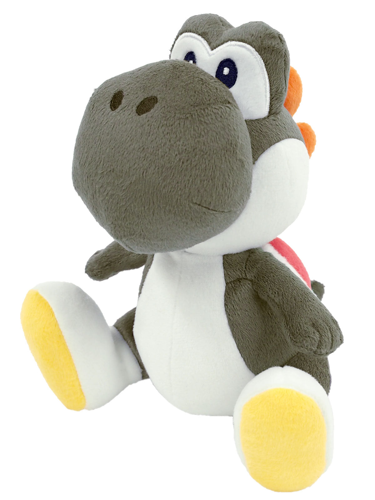 Little Buddy Black Yoshi Plush 7""