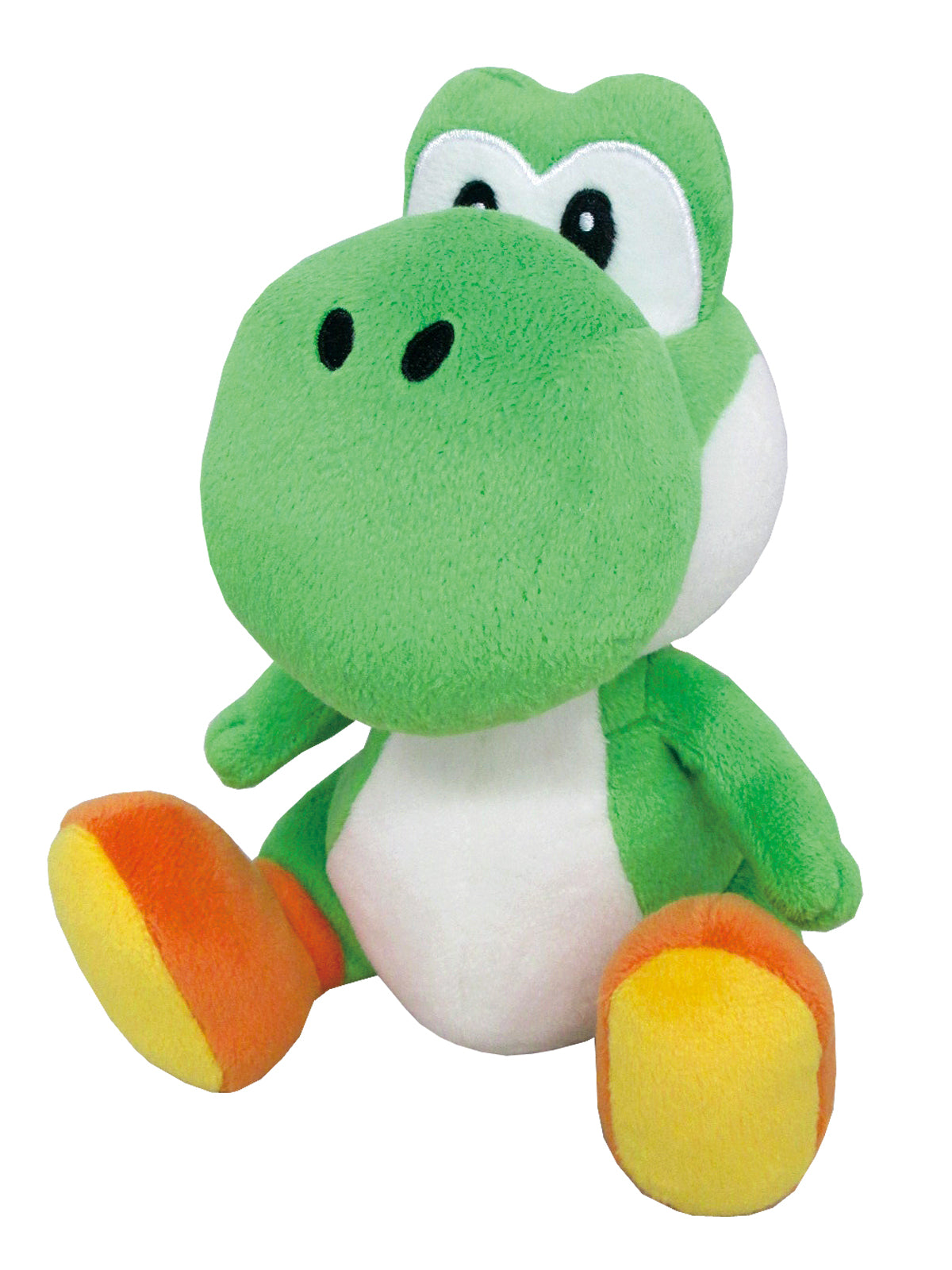 "Little Buddy Yoshi Plush, 8"" Green"