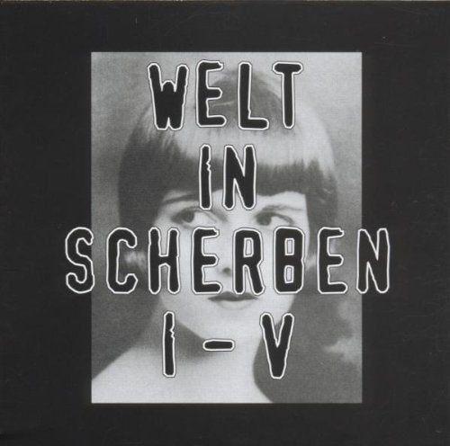 1-5 [Audio CD] Welt in Scherben