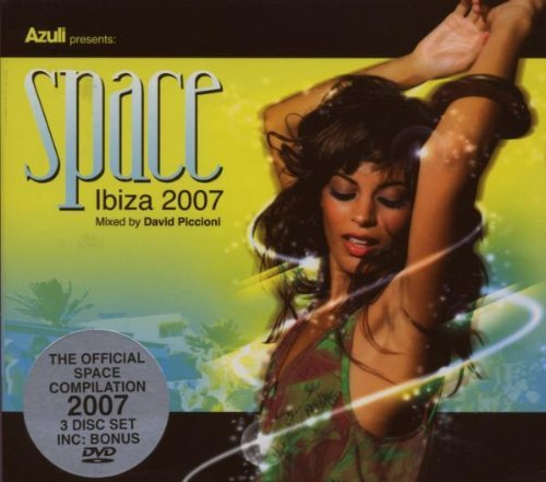 2007 Space Ibiza (W/Dvd) [Audio CD] Piccioni, David (Various)