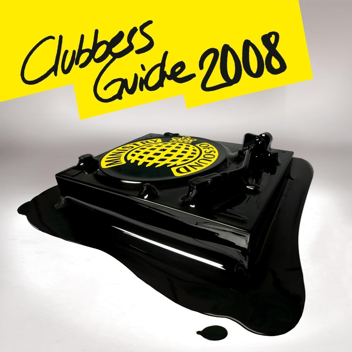 2008 Clubbers Guide (German) [Audio CD] Various