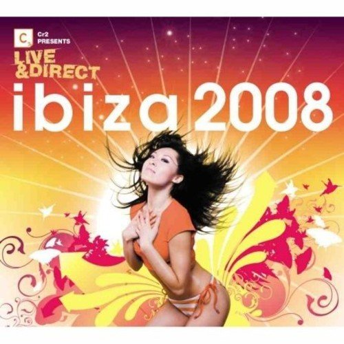 2008 Ibiza Live And Direct [Audio CD] Various