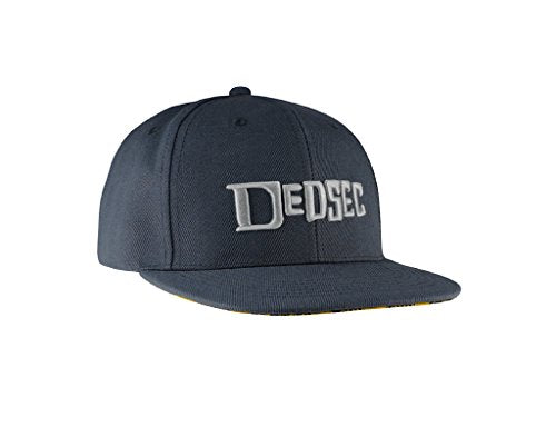 Watch Dogs 2 Marcus Baseball Cap Hat Official Ubisoft Collection