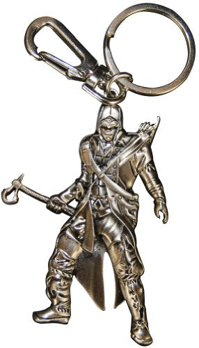 Assassin's Creed III Keychain Connor [video game]