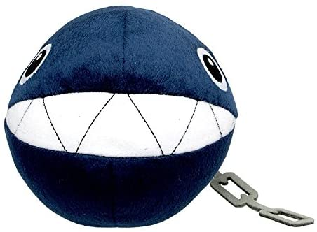 PLUSH CHAIN CHOMP 6'' PLUSH