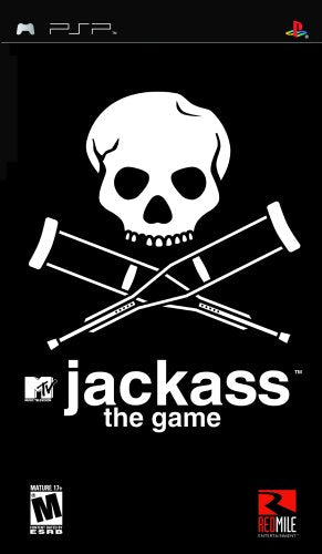Jackass The Video Game - PlayStation Portable [video game]