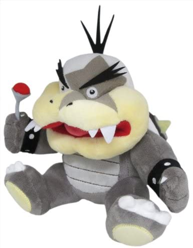 PLUSH MORTON KOOPA 9''