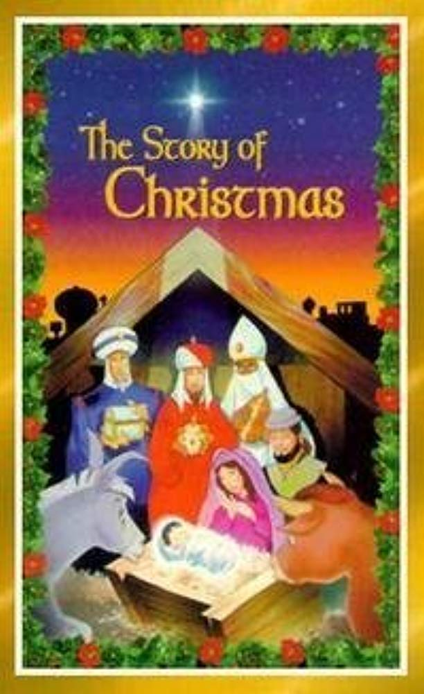 The Story of Christmas [Import] [DVD]