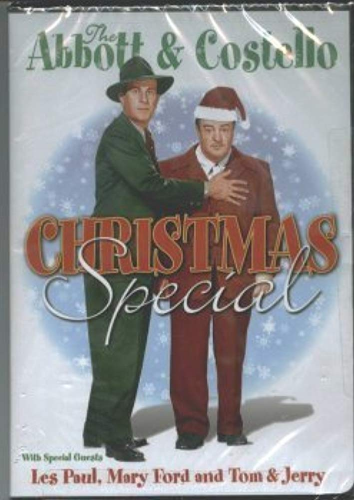 Abbott and Costello Christmas Special [Import] [DVD]