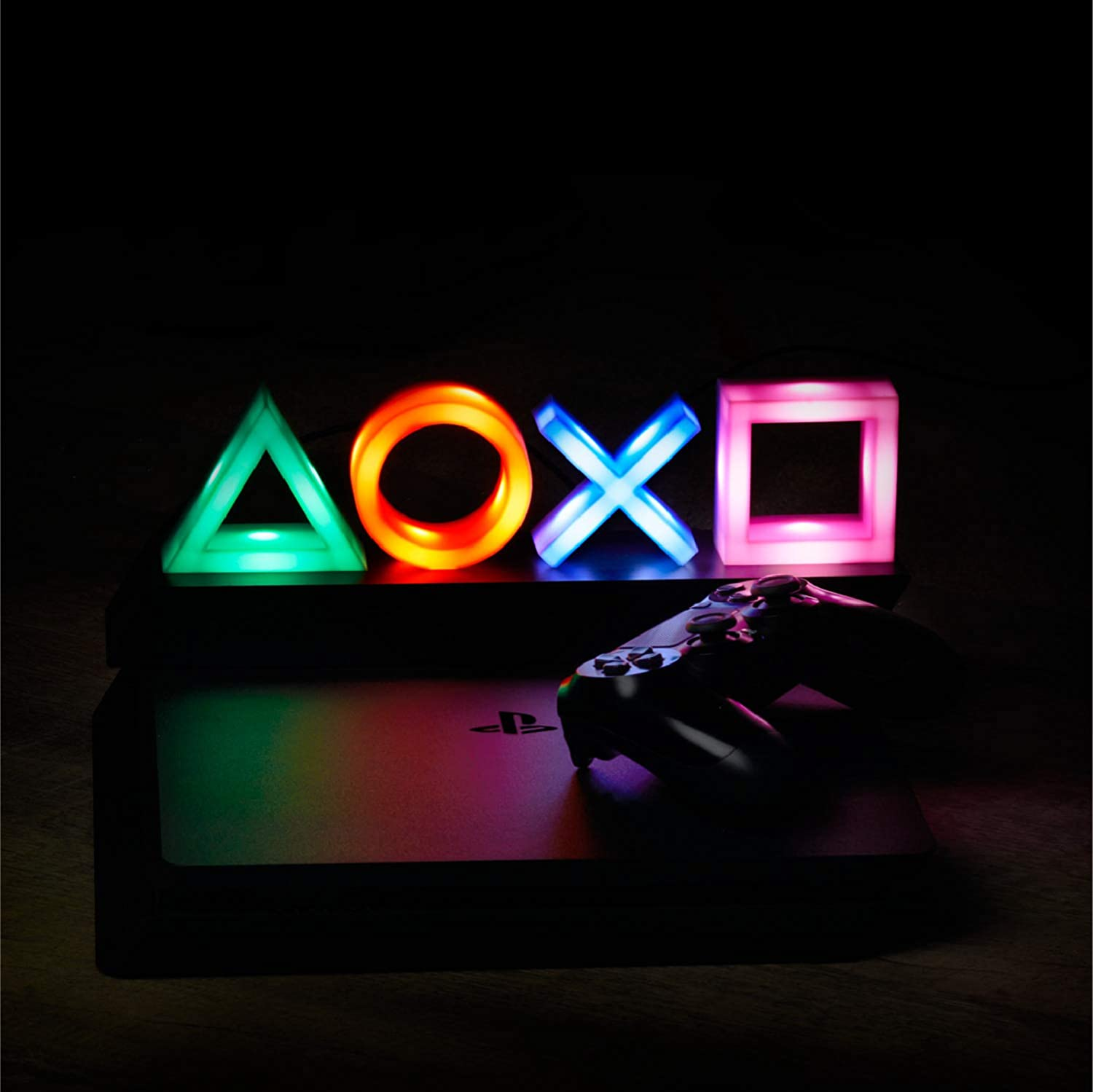 LAMP LIGHT PLAYSTATION ICONS (3 DIFFERENT SETTINGS)