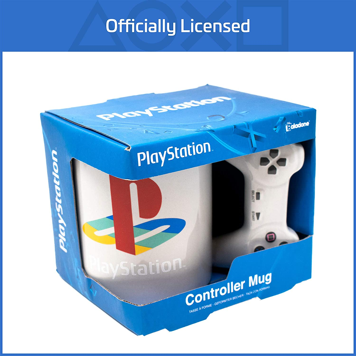 MUG PLAYSTATION CONTROLLER