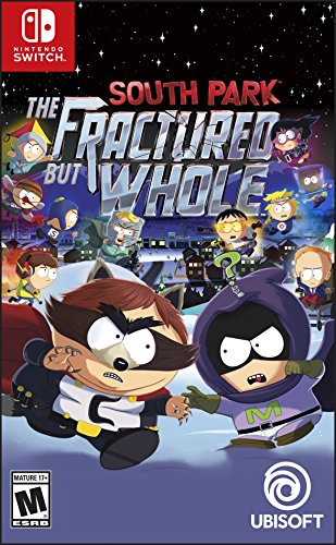 South Park: The Fractured But Whole-Nintendo Switch Games and Software [video game]