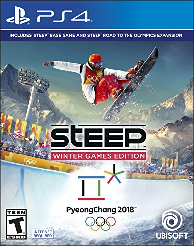 Ubisoft Steep Winter Games Edition-PlayStation 4 [video game]