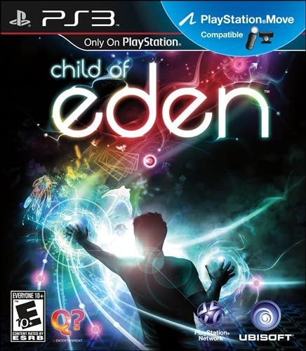 Playstation 3 Child Of Eden Video Game T1138